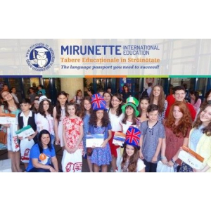 Tabere engleza Mirunette Language Competition