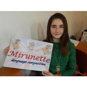 Concurs tabere Mirunette