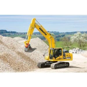 excavatoare. Komatsu HB215LC - excavator cu actionare hidraulica