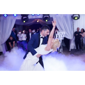 DJ-ul potrivit, secretul pentru o atmosfera de vis la o nunta in aer liber