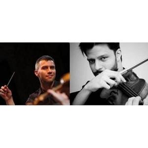 """dirijor. Concert extraordinar de Anul Nou """"Anotimpurile"""" de Antonio Vivaldi şi Astor Piazzolla Dirijor Tiberiu Soare şi Silvestri Orchestra"""