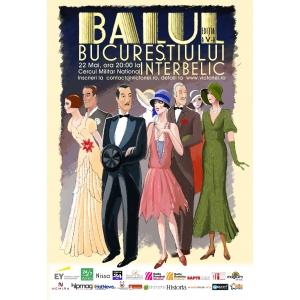 Invitatie la Balul Interbelic!