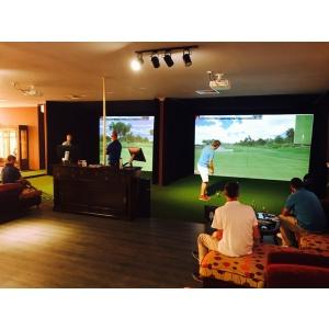 În România se deschide primul Club de Golf indoor și prima Universitate de Golf realizate de TrackMan™