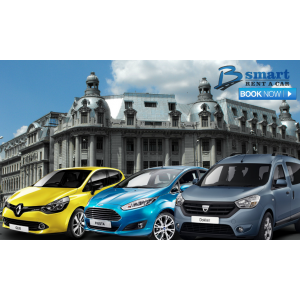 B smart – Rent a Car anunta extinderea flotei auto disponibila spre inchiriere