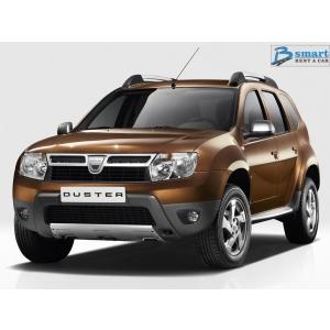 Studiu B smart – Rent a Car: Dacia Duster, pe primul loc in preferintele clientilor companiei