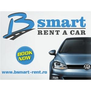 B smart – Rent a Car ofera spre inchiriere noile modele Volkswagen