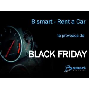 black friday rent a car. B smart - Rent a Car Bucuresti