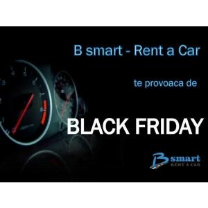 B smart - Rent a Car Bucuresti