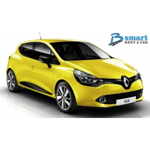 Studiu B smart – Rent a Car: Renault Clio 4 pe primul loc in preferintele clientilor in 2015