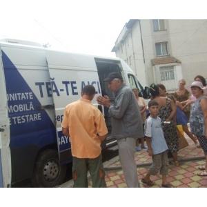 Mii de dobrogeni au beneficiat de programul de consiliere şi testare al Baylor