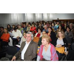 grupul de vaccinologie. Peste 100 de cadre medicale constănţene au participat la cursul de vaccinologie