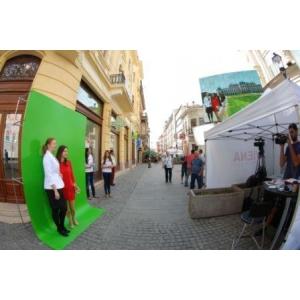 Plimbare prin Viena în centrul Bucureștiului