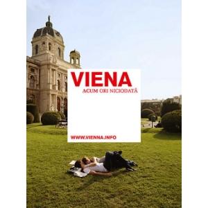 Simte gustul Vienei la București pe 19 mai la Noaptea Muzeelor!