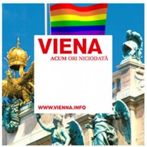 viena. Viena sprijină GayFest 2012