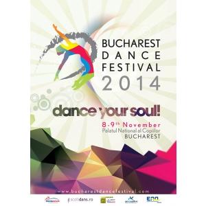 concurs de dans 2014. Bucharest Dance Festival
