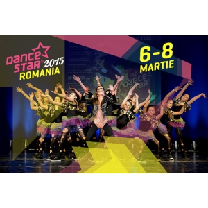 competitie. Competitie de anvergura in domeniul dansului: DanceStar 2015 Romania va dura 3 zile