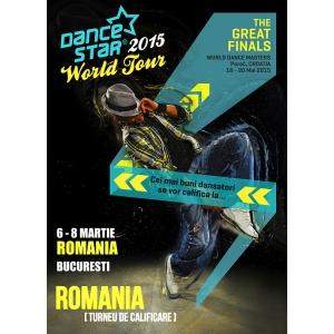 DanceStar2015: Primul pas catre titlul de campion mondial
