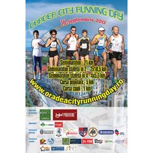 alergare  focus on running. Mai sunt 12 zile pana la Oradea City Running Day. Inscrierile continua!