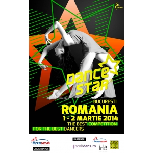 esdu dancestar romania 2014. ESDU DanceStar Romania 2014