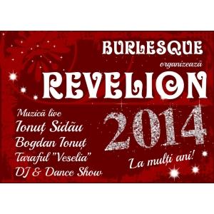 Burlesque Event's organizeaza Revelion 2014