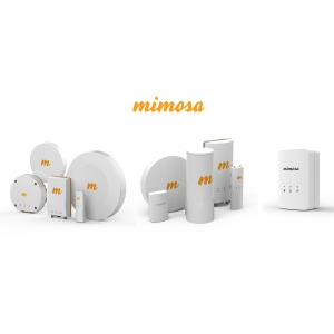 Amera Networks va distribui echipamentele radio Mimosa Netwoks in Romania si in Europa de Sud-Est