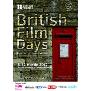 british coucni. British Film Days