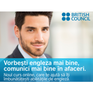 LearnEnglish Select, curs de engleză online, de la British Council