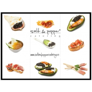 salt and pepper catering. Despre arta de a face catering şi evenimente de succes