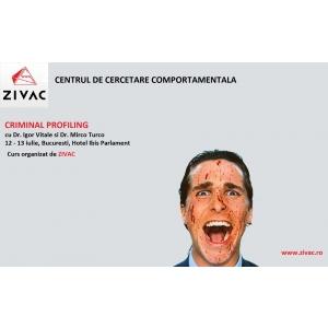 criminal profiling. Curs Criminal Profiling ZIVAC