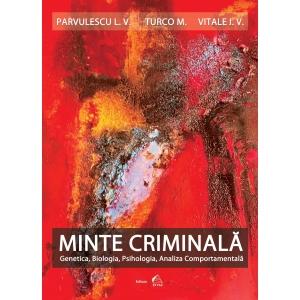 """Lansare carte """"Minte Criminală"""" – Leliana Pârvulescu, Mirco Turco, Igor Vitale"""