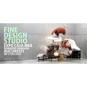 Fine Design Studio va asteapta la Targul Expo Casa Mea