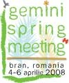 the gemini bros. 'Work hard, play hard' cu Gemini SP, HP si DELL la Gemini Spring Meeting