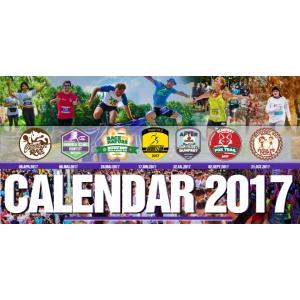 Calendar RUNFEST 2017