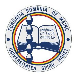 2013 spiru haret. Logo Universitatea Spiru Haret