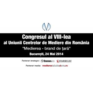 """Congresul al VIII-lea al Uniunii Centrelor de Mediere din Romania """"Medierea, brand de tara"""""""