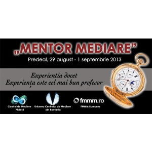 mediatori. Mentor Mediare