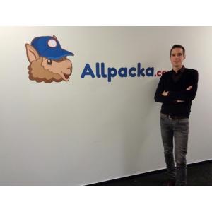 Colin Snead, CEO Allpacka.com