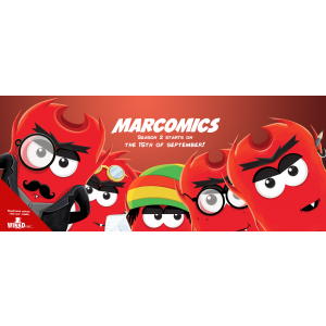 marcomics. Editia a 2-a MarComics - Loopaa