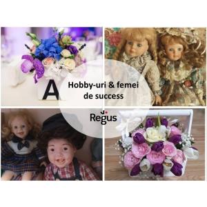 Despre hobby-uri & femei de success (I).Povestea persoanelor de top din Regus, așa cum NU o știți