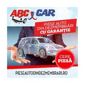 ABC CAR Dezmembrari Auto