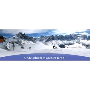 Jet Set Planner - Unde schiem in aceasta iarna?