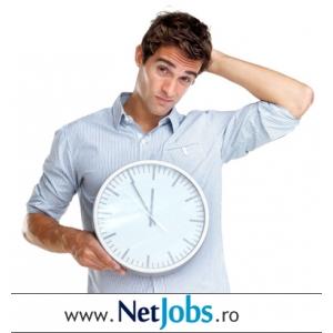 sondaj. sondaj netjobs - 8 ore munca, 8 ore somn, 8 ore timp liber