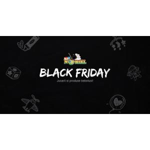 Reduceri de până la 70% de Black Friday, doar la Noriel
