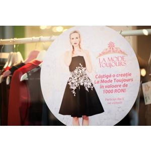 MOOZA Pop-Up store din Băneasa Shopping City prezintă:creații eclectice și impunătoare marca La Mode Toujours