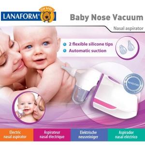 vacuum. Aspirator nazal Baby Nose Vacuum Lanaform