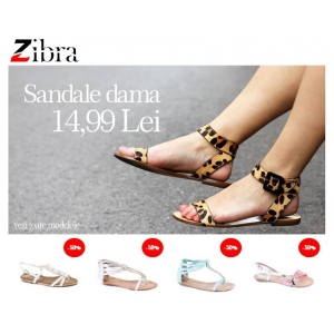 case moderne. Sandale dama