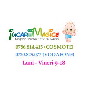 Carucioarele marca Primii Pasi, o alegere foarte buna – Jucariimagice.ro