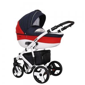Caruciorul Florino 3 in 1 F01 Coletto perfect pentru confortul copilului tau!