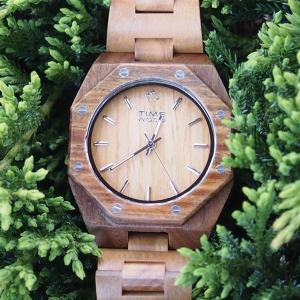 ceas macis din lemn. Ceasuri Timewood