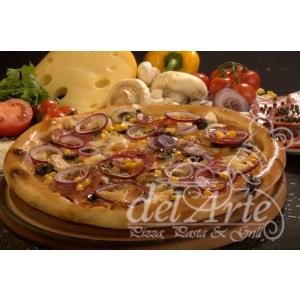 sesiune speciala. Comanda o pizza speciala de pe DelArte.ro!